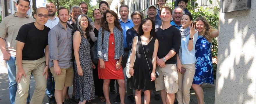 Evrim Emir-Sayers at the Levinas Philosophy Summer Seminar