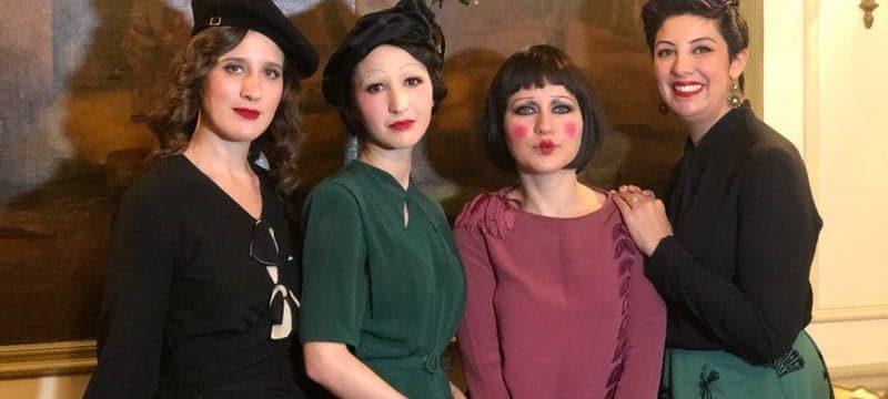 Makeup Through the Decades-20s&30s