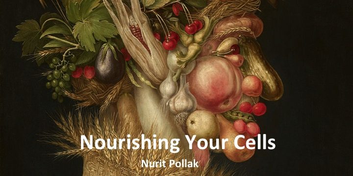 PICT Visiting Lectures I: Nourishing Your Cells