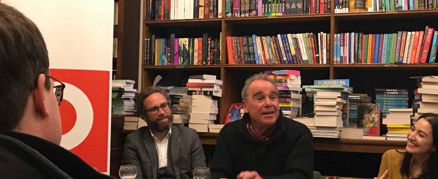 Jonathan Rée Book Talk