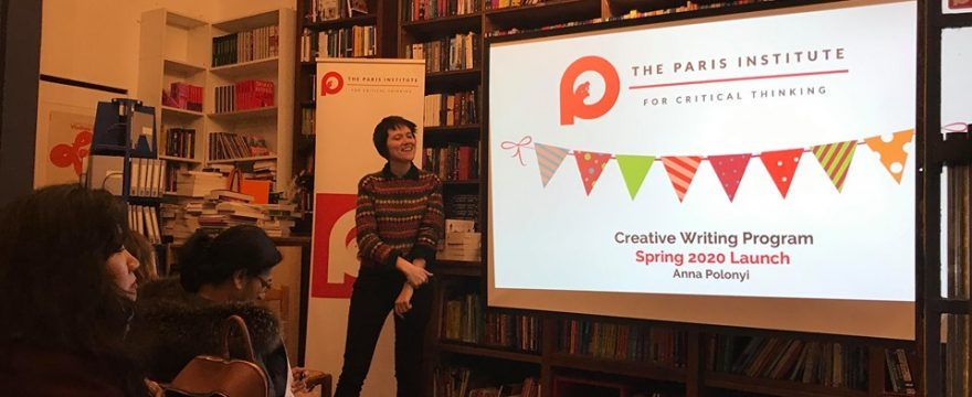 Launch Party Kicks Off PICT Creative Writing Program