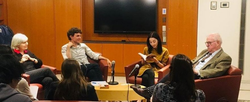 NYU Hosts Two Events with PICT Co-founders